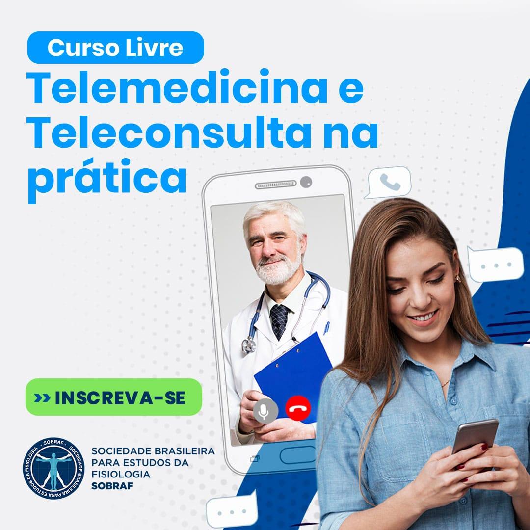Curso Telemedicina e Teleconsultas na Prática